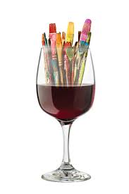 wineglass_withbrushes
